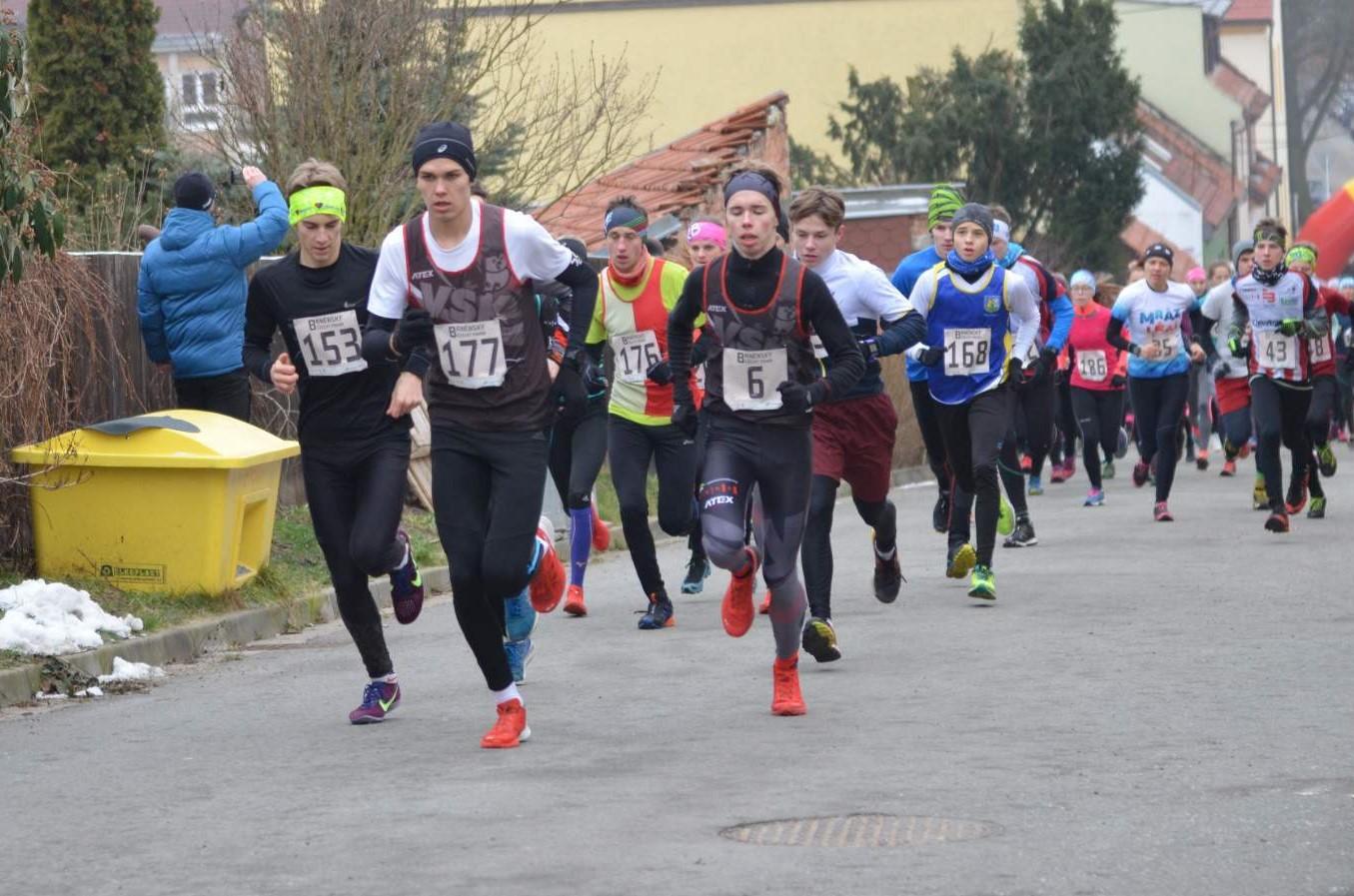 Rájecká desítka běžeckou sezonu neotevře.