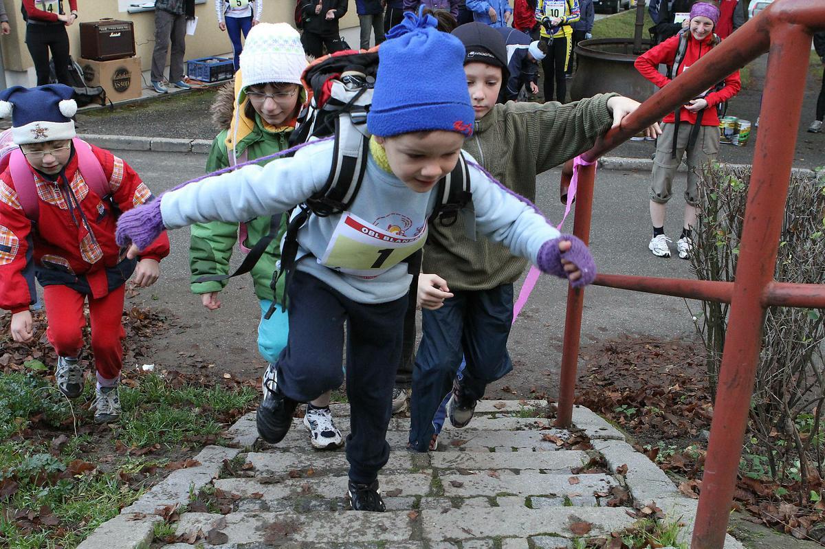 GRENA BĚH – dvacátý ročník běhu do vrchu